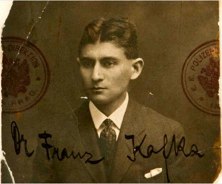 Franz Kafka – Il cruccio del padre di famiglia