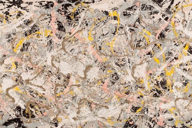 Pollock – Dipinto numero 27