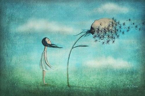 Quel desiderio di non trattenere e di lasciar andare. Riflessioni da Sylvia Plath