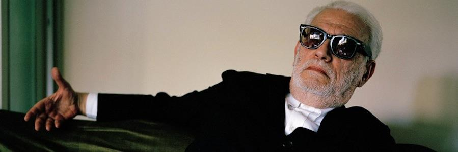 Il maestro Manlio Sgalambro