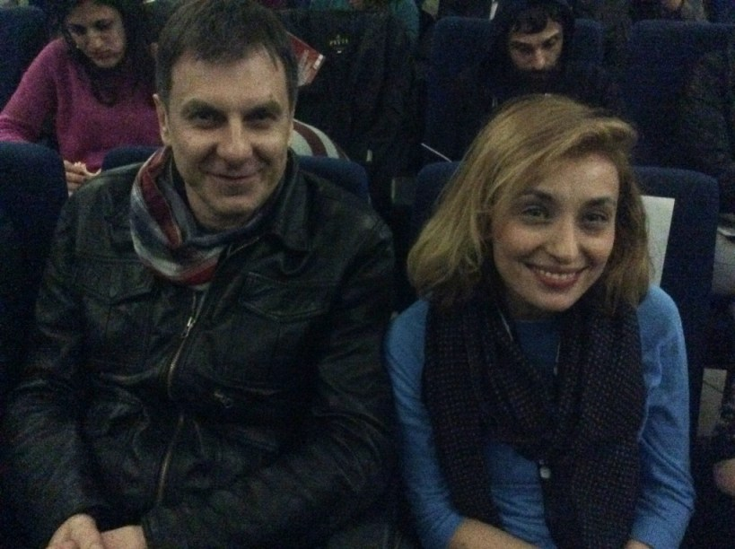 Boris e Lana a Magma festival