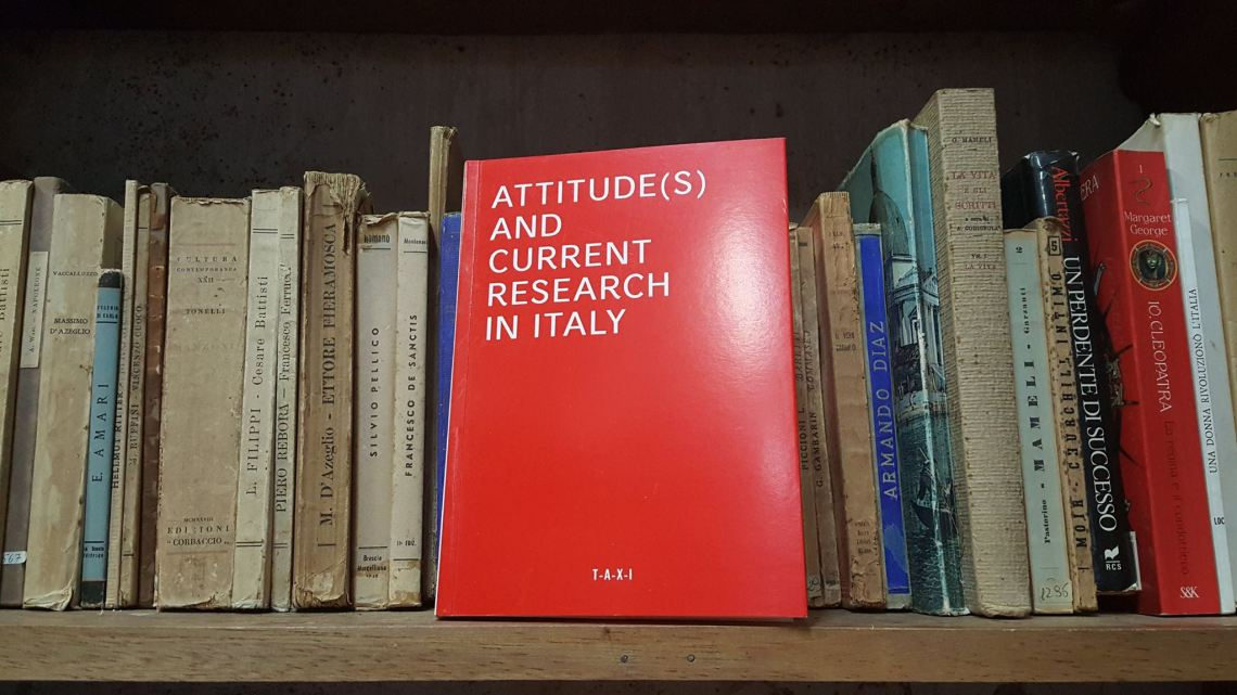 Attitude(s) and current research in Italy