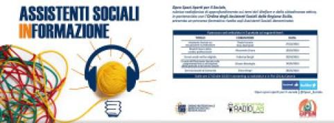 Assistenti Sociali InFormazione banner
