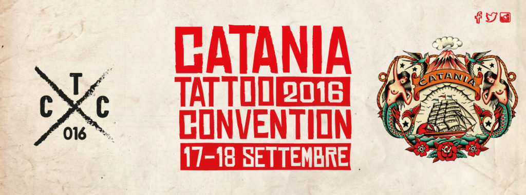 CATANIA TATTOO CONVENTION 2016