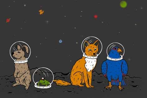 Radiokaøs #39 – Animali in orbita