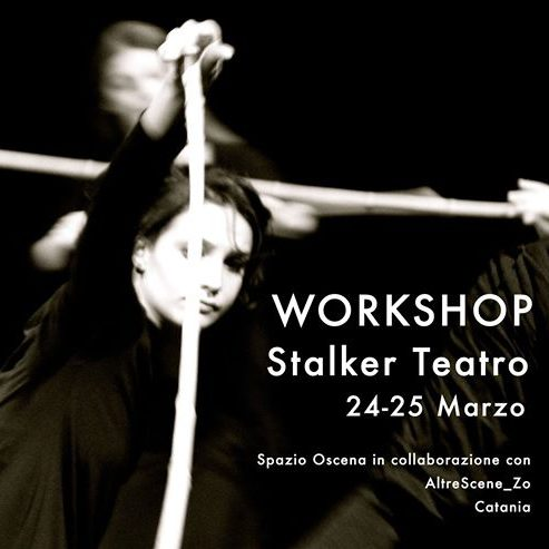 Stalker teatro: dal workshop alla scena
