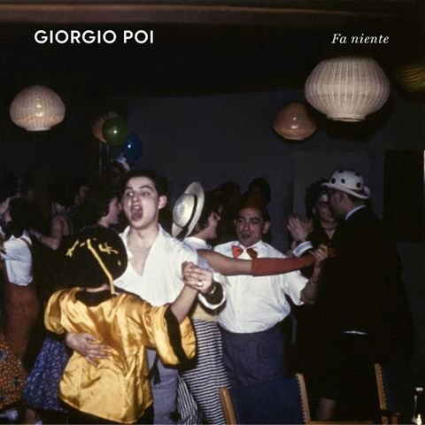 """Giorgio Poi presenta """"Fa niente"""""""