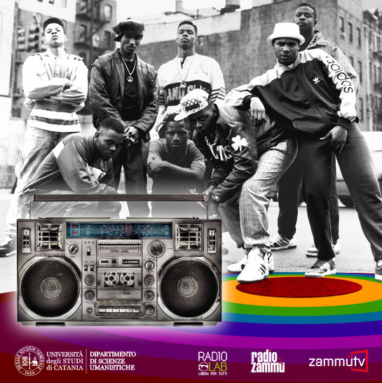 Boombox and the city: radio e cultura urbana in mostra