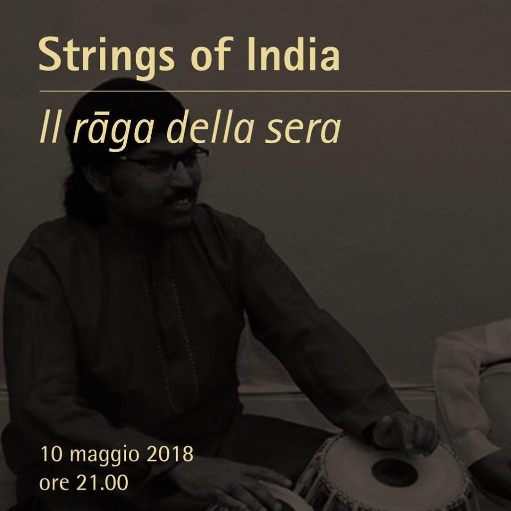 Strings of India: Amit Chatterjee & Apratim Majumdar