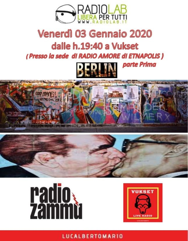 Vukset #37: Berlin – parte prima