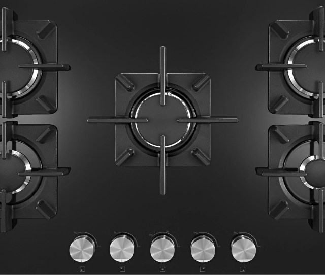 Jenn Air 36 Gas Cooktop Black Jgc2536eb