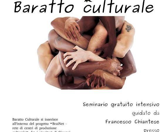 Baratto Culturale