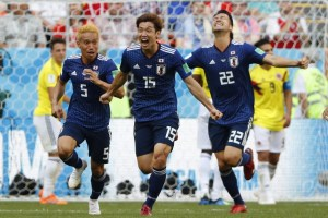FOTOS Y VIDEO | ¡Batacazo! Japón vence 2-1 a Colombia en Rusia 2018