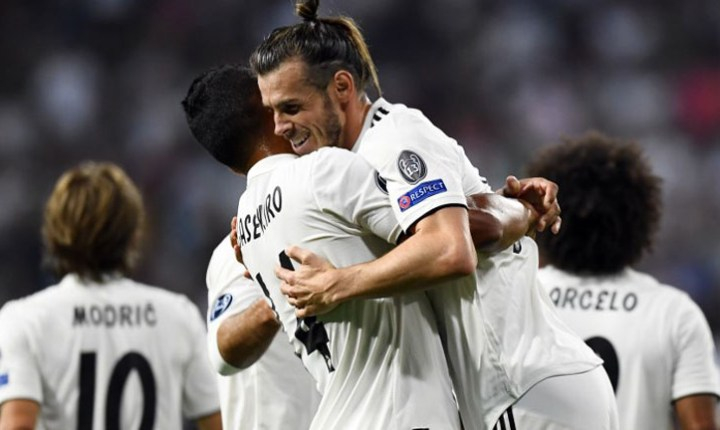 VIDEO | Real Madrid goleó 3-0 a la Roma en la Champions League