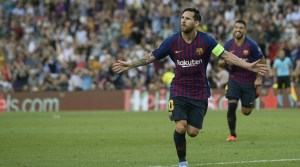 VIDEO | Barcelona aplastó al PSV con triplete de Messi