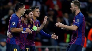 Barcelona conquista Wembley tras vencer 4-2 al Tottenham (VIDEO)