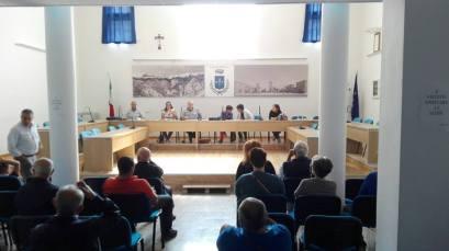 Incontro in Delegazione Comunale a Marconia