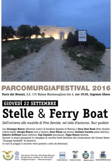 Stelle & Ferry Boat