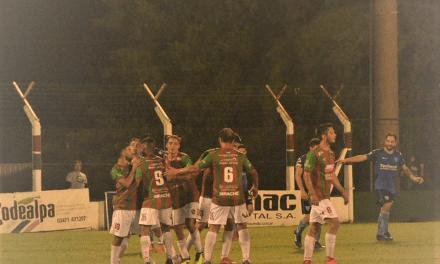 Goleó Sportivo en San Jerónimo