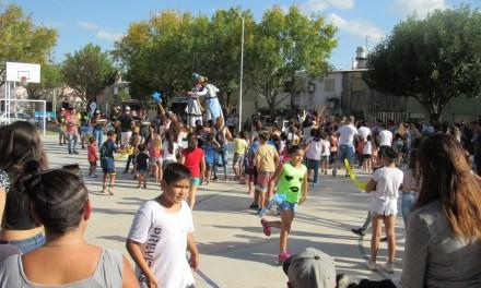 Habilitaron las obras de remodelación del sector central de Bº Belgrano