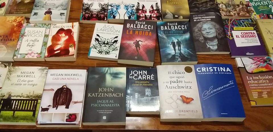 La Biblioteca José Hernández adquirió casi 200 nuevos ejemplares
