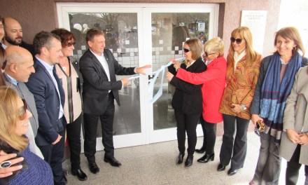 Quedó inaugurado el edificio del Centro Integrador Comunitario, CIC