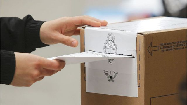 Convocatoria para autoridades de mesa en las elecciones