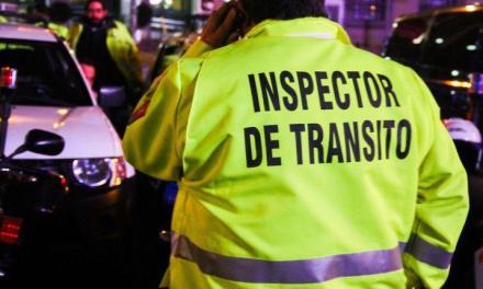 Agredieron a un Inspector de Tránsito en Las Rosas