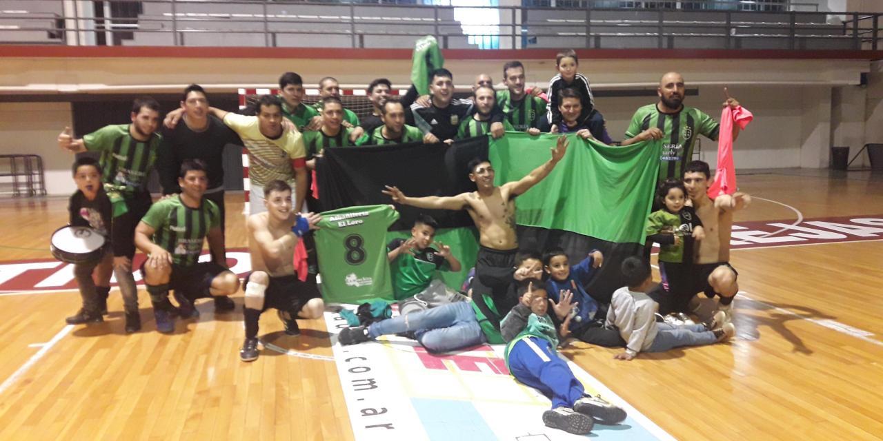Williams Kemmis Campeón en Futsal