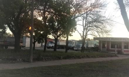 El municipio sostiene que el robo a los camiones es un hecho de inseguridad