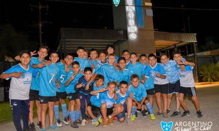 Argentino Campeón en Novena división