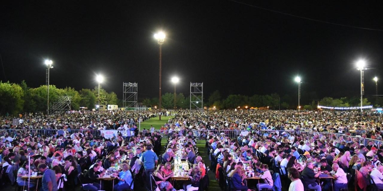 """Mega Sorteo: """"No nos pudo haber tocado una mejor noche"""", dijo el Presidente de Sportivo"""
