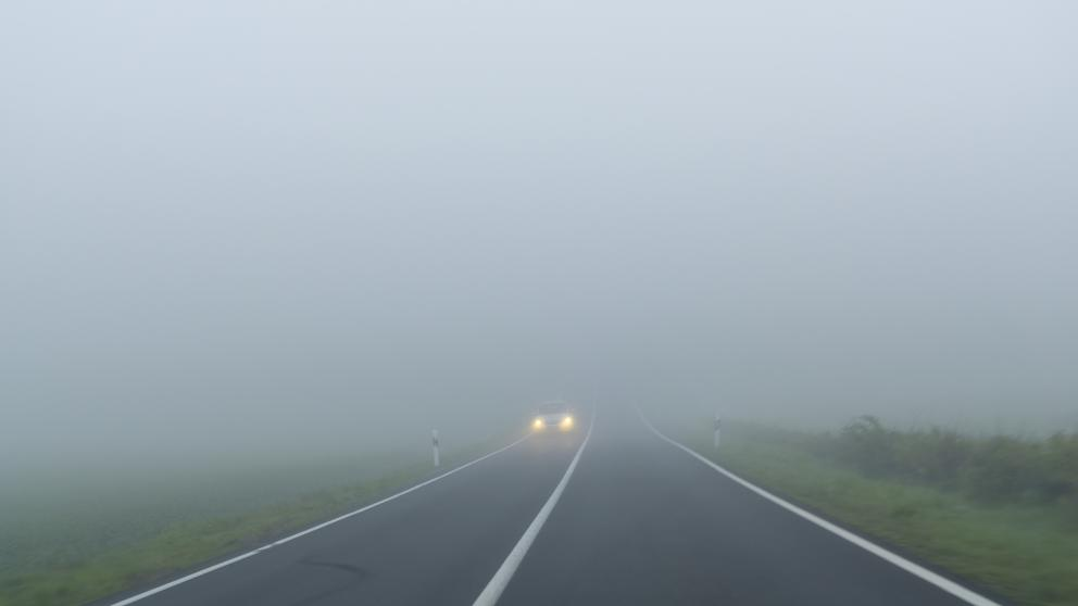 Niebla, Lluvia y Frío