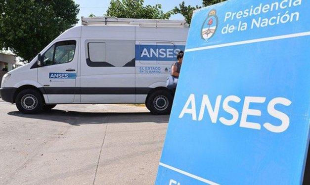 La unidad móvil de ANSES atenderá en Las Parejas