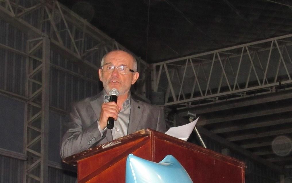"""""""Generamos un reconocimiento a los socios por el acompañamiento que estamos teniendo"""", dijo Sergio Carlachiani"""