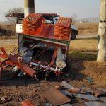 Se robaron un transformador de la EPE ubicado en el cementerio