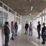 Visitó Las Parejas el Delegado de la Región V del Ministerio de Educación