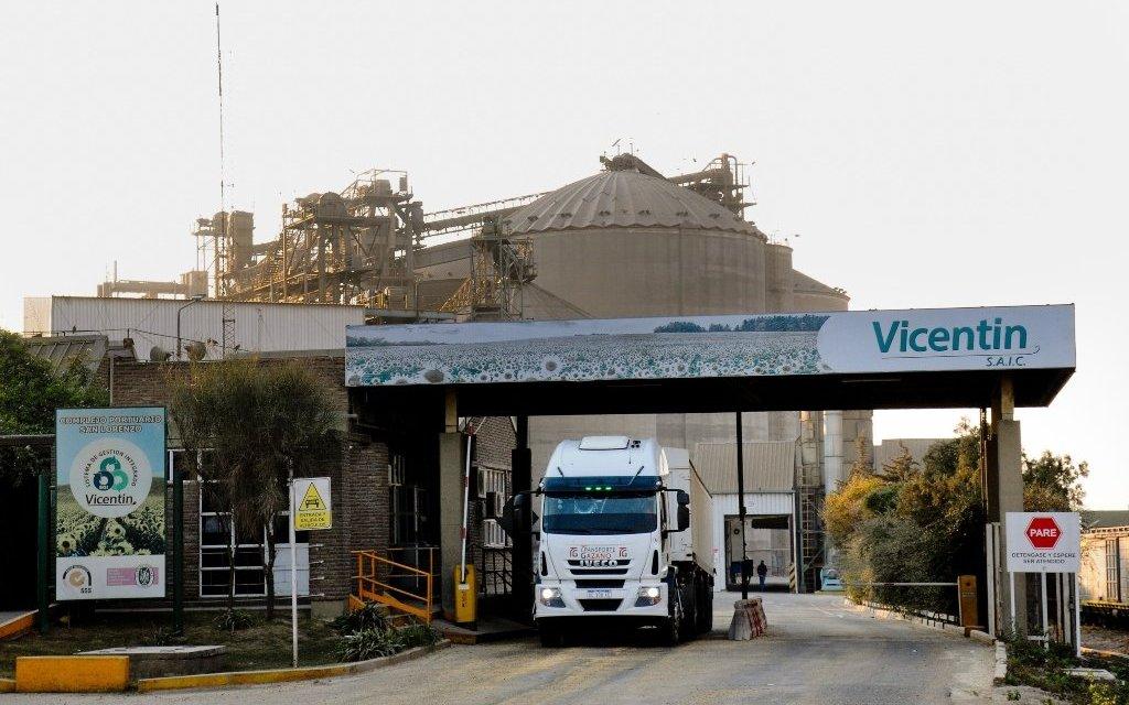 Estrategia de productores que quedaron sin cobrar la entrega de cereal a Vicentín