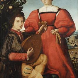 Le stelle dell'arte- Giorgione seconda parte