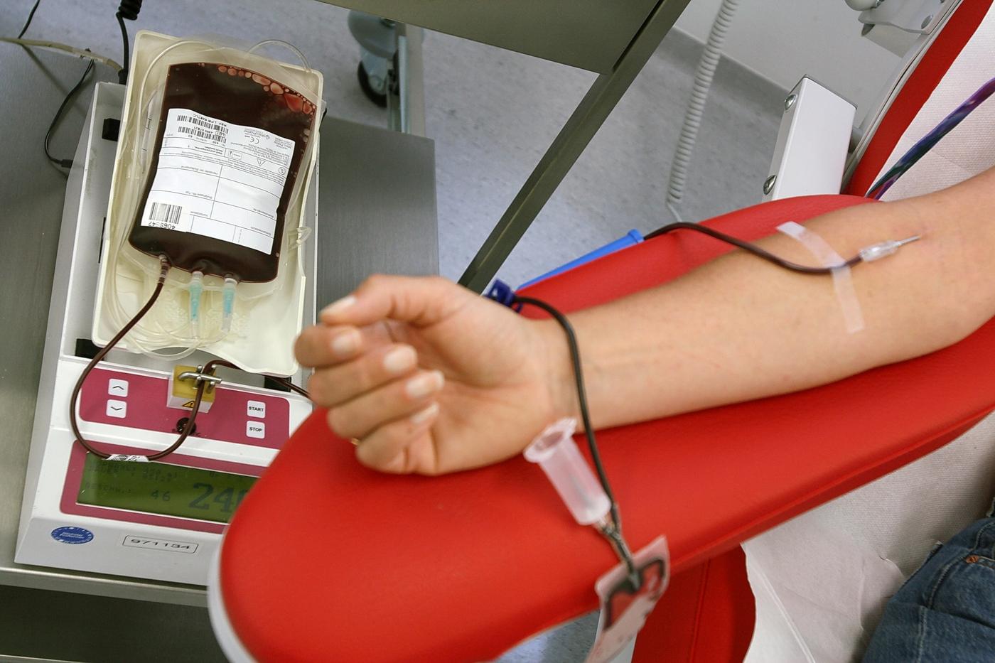 Terremoto, record di donazioni di sangue | Radio Lombardia
