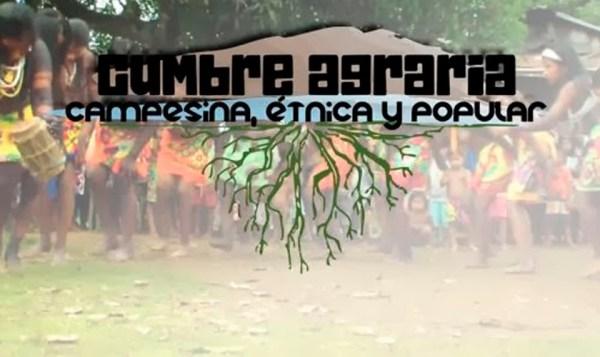 Comunidades rurales de todo el país apoyan a Gustavo Petro en la segunda vuelta - cumbre-agraria-2017-300x179