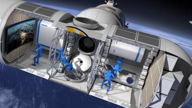 El primer hotel espacial abrirá en 2021 y ya puedes reservar - 1748185-300x169
