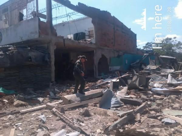 Amenazan a campesino del Sur de Bolívar - Santarosaeln-2
