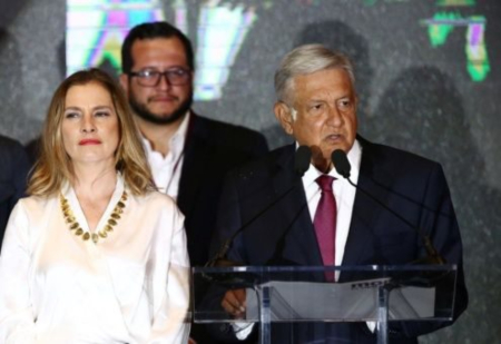 """""""Erradicar la corrupción y la impunidad será la misión principal de este nuevo Gobierno"""", AMLO - amlo"""
