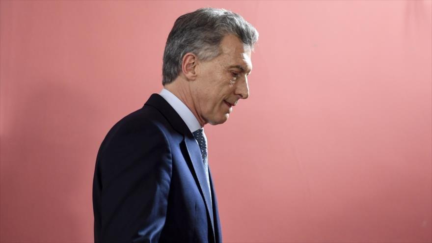 ONU urge a Macri a no satisfacer a FMI cortando derechos sociales - macri