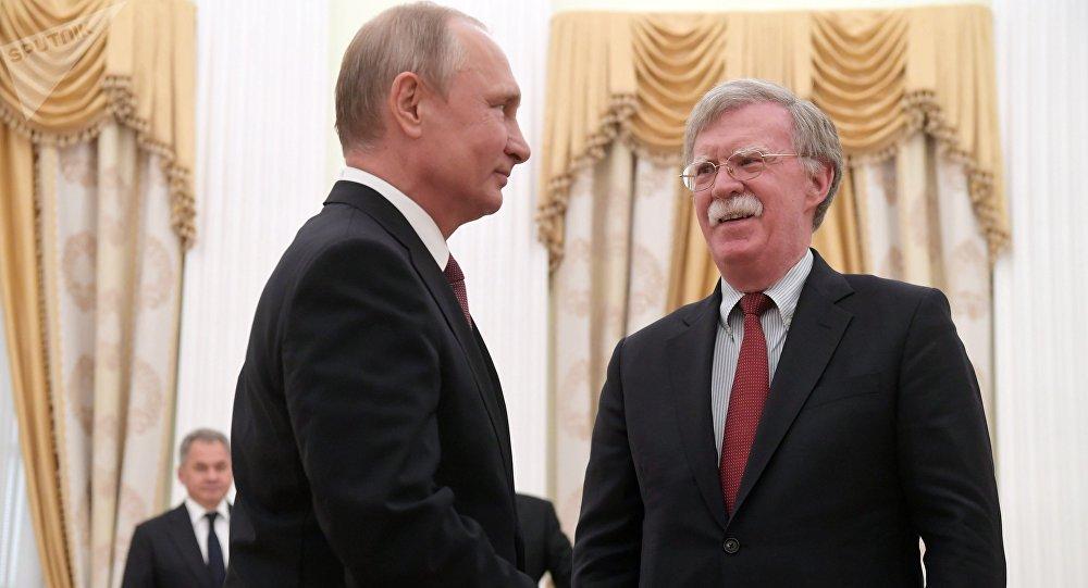 Putin sobre desarme de EEUU: Su águila se comió todas las aceitunas - putin