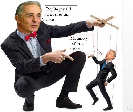 Análisis: Iván Duque… la marioneta perfecta - mi_amo_y_sr