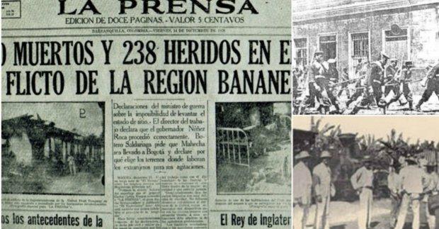 En Ciénaga (Magdalena) conmemoran 90 años de la Huelga y Masacre de obreros bananeros - bananeras_1_1_