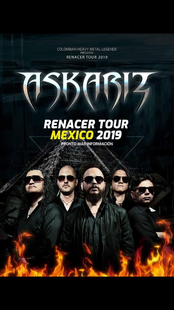 ASKARIZ RENACER TOUR 2019 MÉXICO - IMG-20190106-WA0049