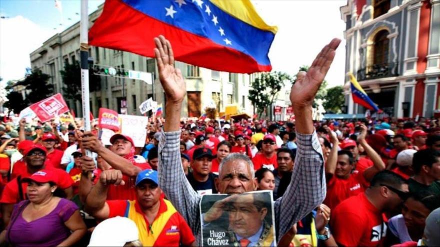 Venezolanos apoyan el diálogo — Hinterlaces